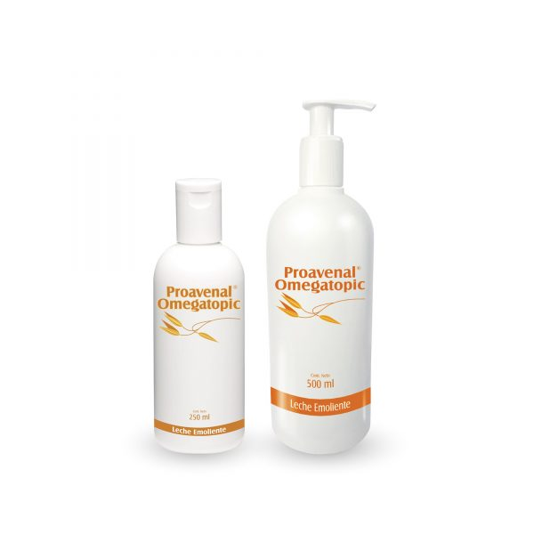 PROAVENAL Omegatopic® Leche Emoliente