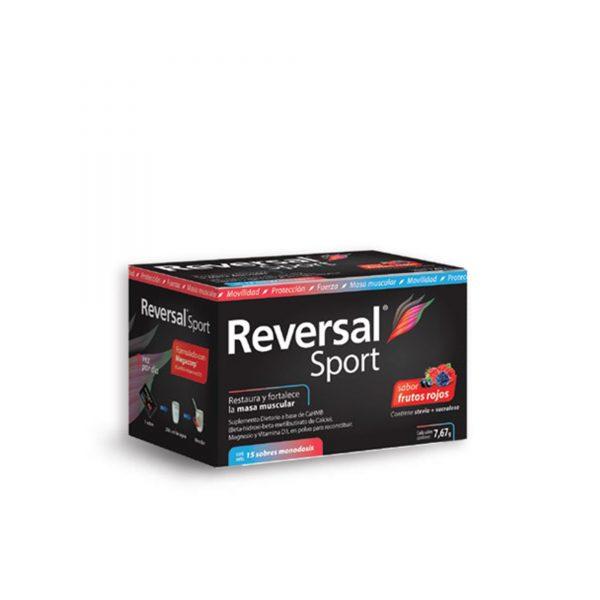 REVERSAL Sport polvo