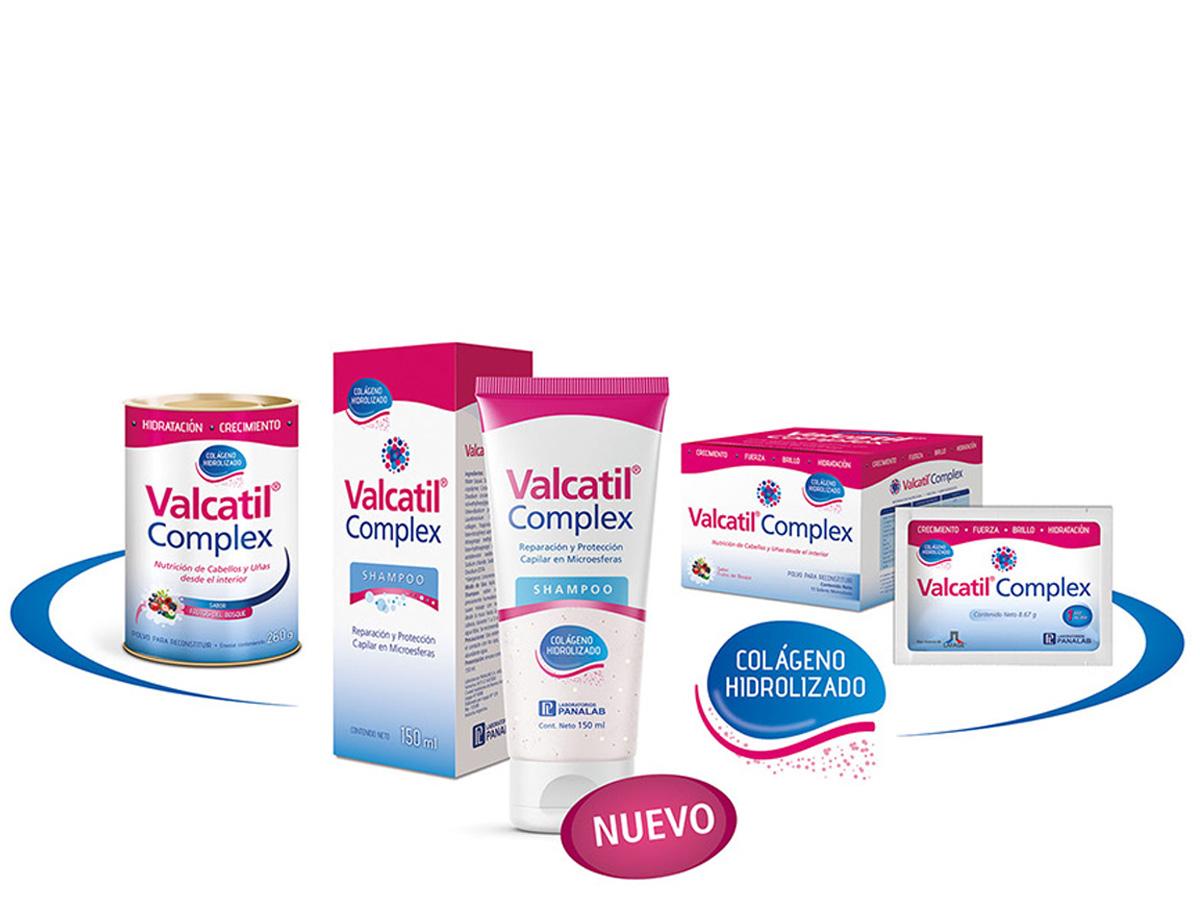 VALCATIL Complex Colageno Hidrolizado